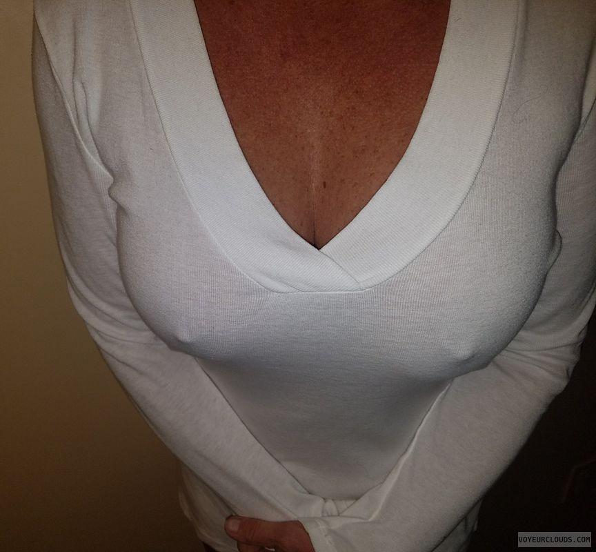 Pokies, Hard nipples, Enhanced boobs