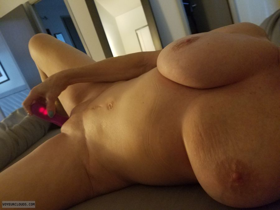 masturbation, tits, nipples, cunt, dildo, new lover