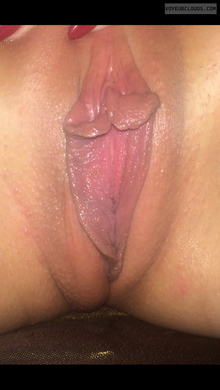 pink pussy, wet pussy, shaved pussy, Wide open, Tasty