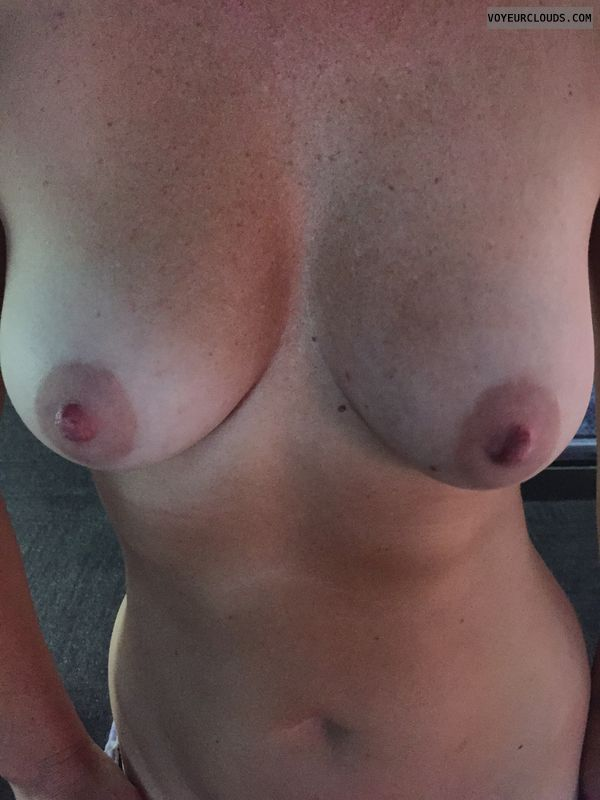 Hard nipples, tits, boobs, breasts, milf tits, milf