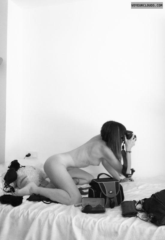Nude,  ass,  buttom,  long  legs