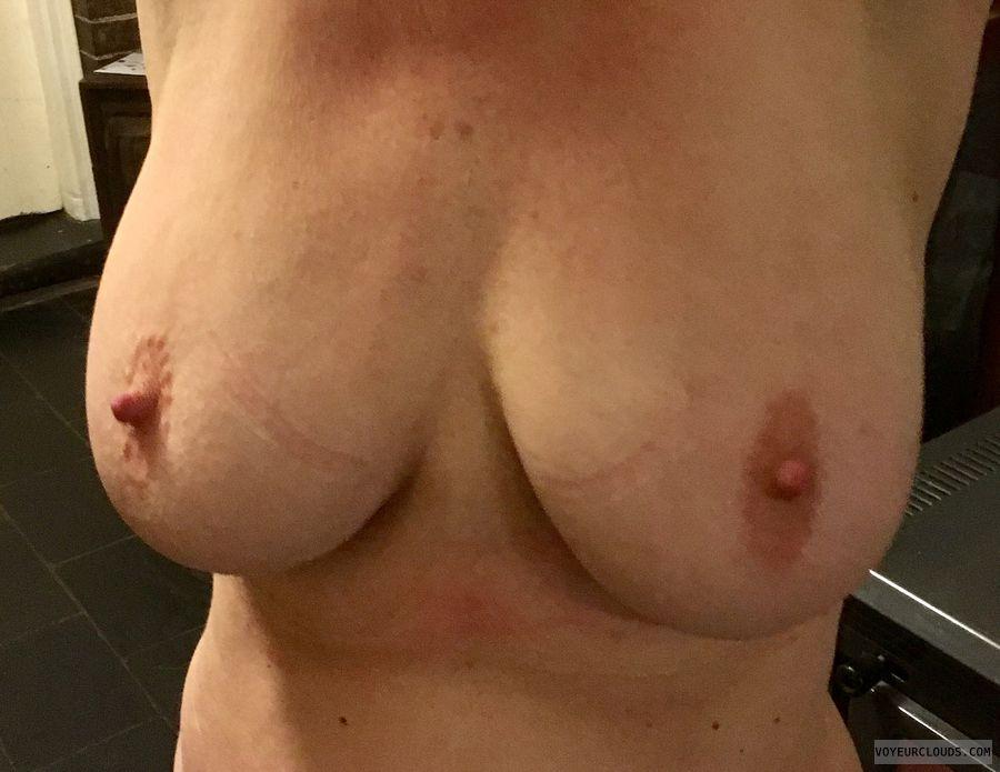 Hard nipples, big nipples, big tits, DD\'s