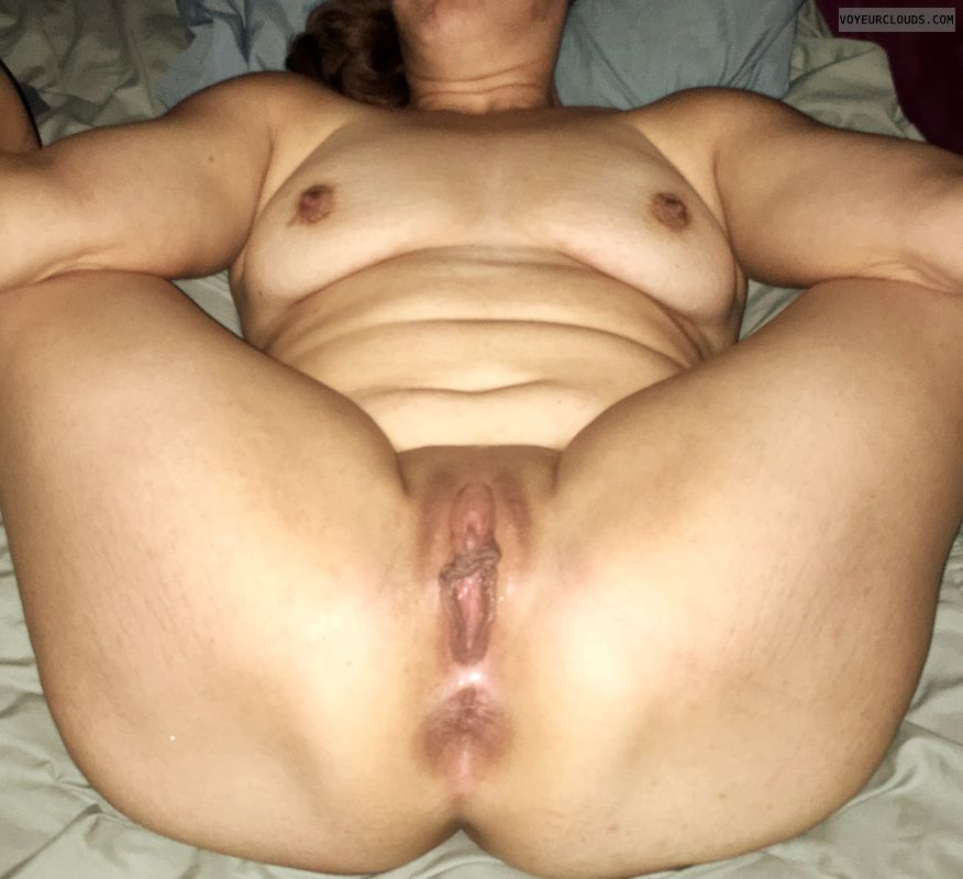 Spread wide, milf, spread pussy, spread open, Spread legs