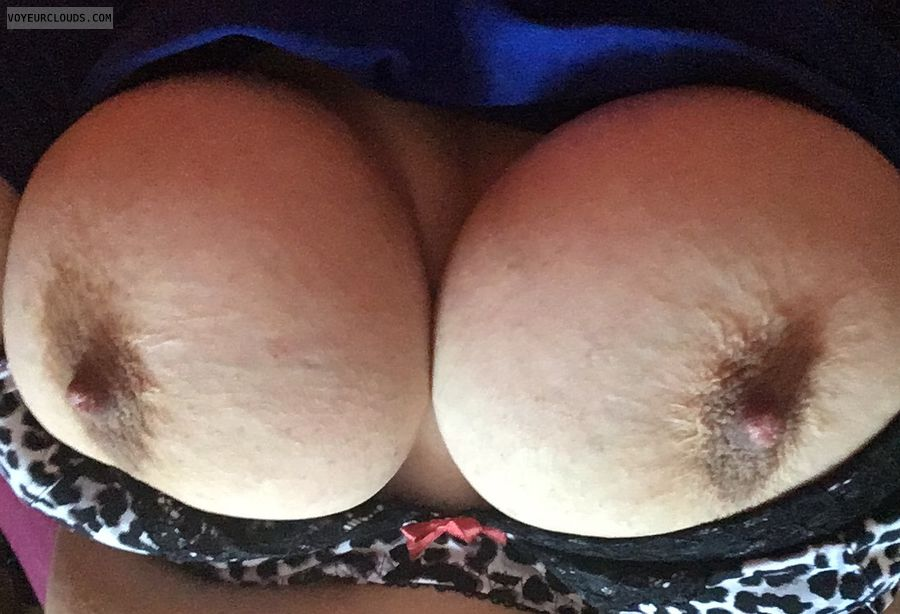 tits out, hard nipples, big tits, big boobs