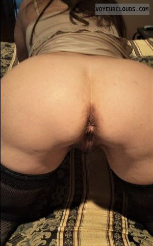 Wife Ass, Ass, Nude wife, MILF, Bare Butt