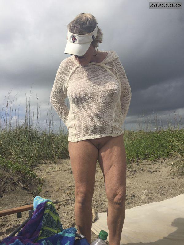 braless, nipples, pussy, legs