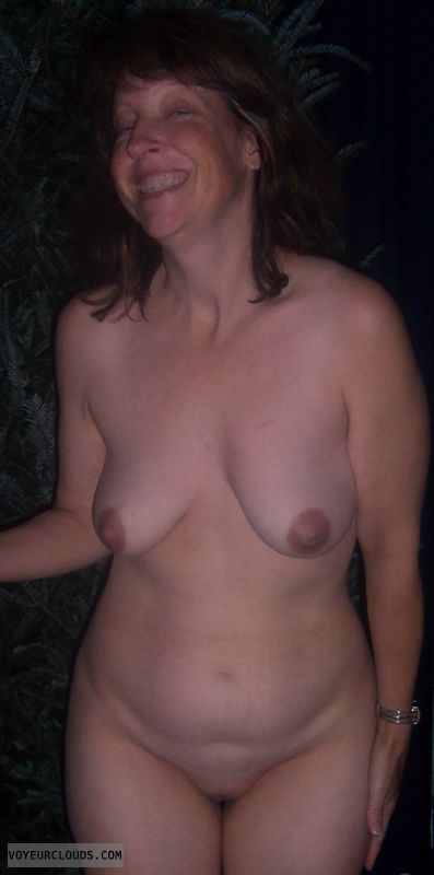 nude wife, small boobs, Small Tits, Shaved Pussy