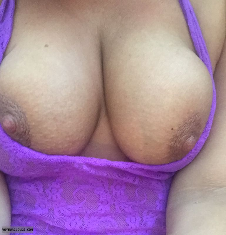 hard nipples, big nipples, naked wife, horny, boobs