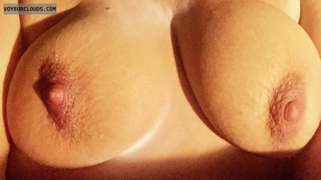 nude wife, topless wife, topless, big nipples, hard nipples
