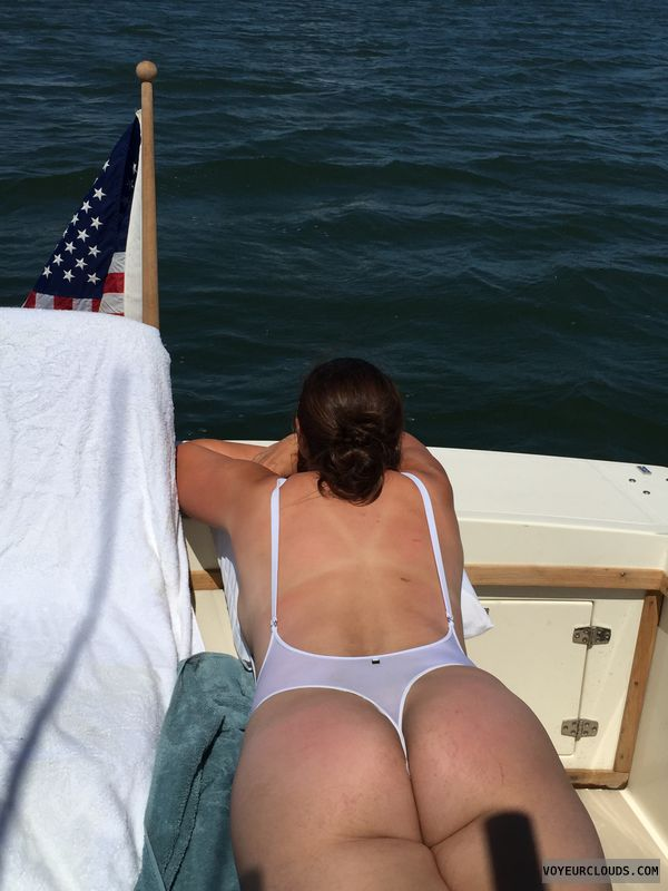 Ass, wet, wicked weasel, thong