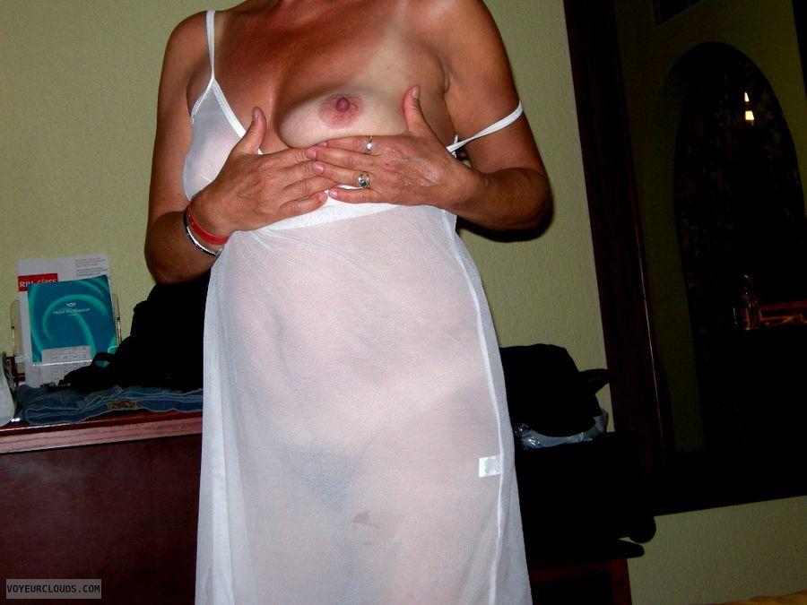 tits, pussy, legs