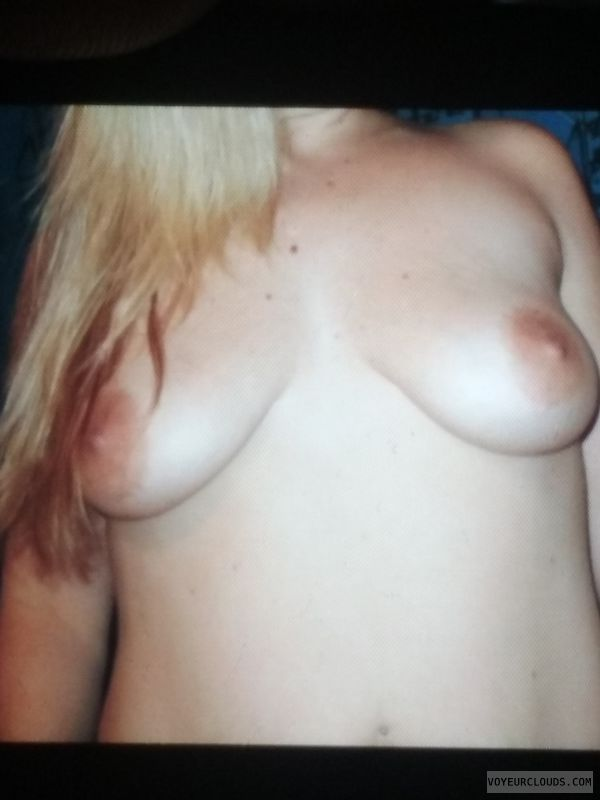 topless, hard nipples, small tits, small boobs