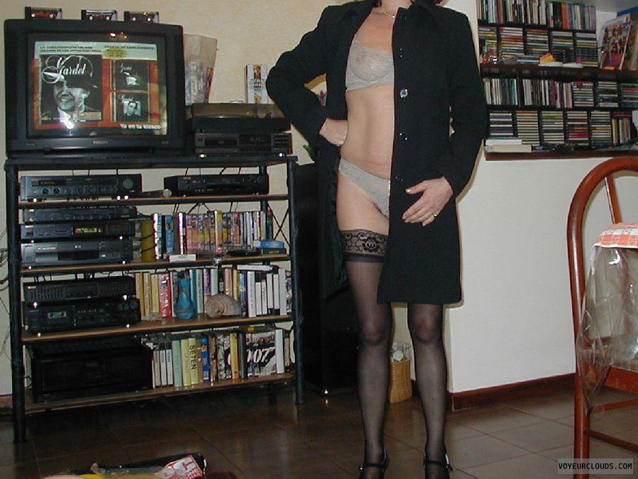 tits, legs, nude wife