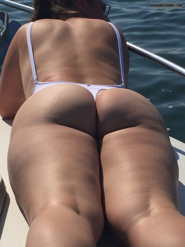 tight Ass, big butt, round butt, long legs, thong