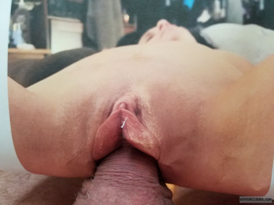 Tribute, Rebecca, cunt, hairy cock, hard cock, fuck