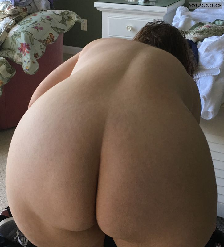 Big Ass, Round Ass, Mature woman, wfi