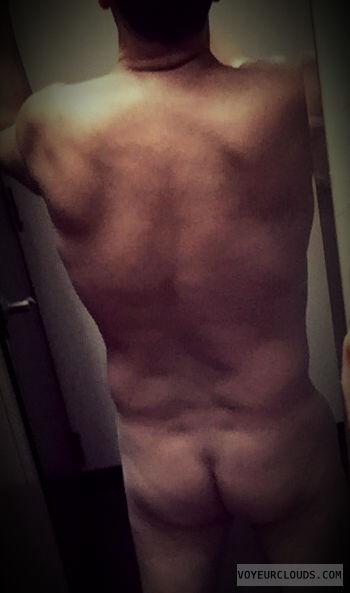 Backside ass