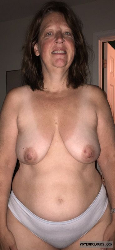 Mature, Saggy Tits