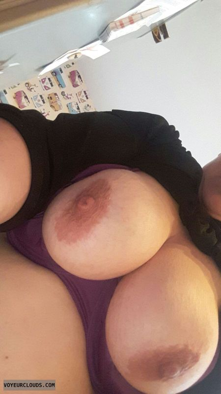 tits out, milf Boobs, Milf tits, hard nipples, Mature