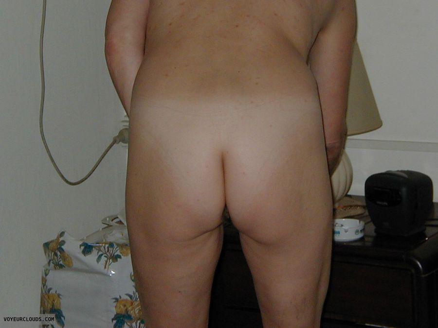 ass, legs