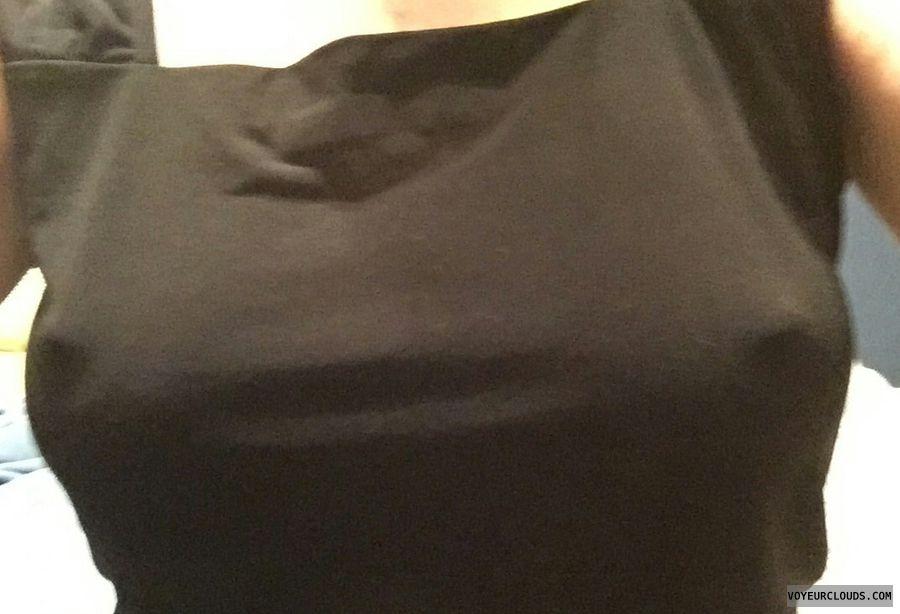 Pokies,  braless,  wife tits