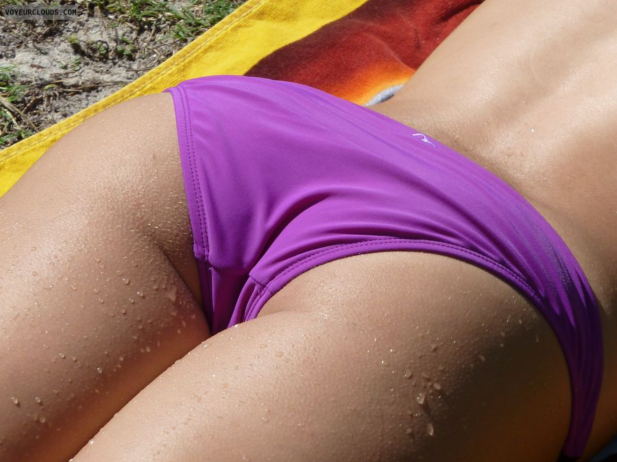 ass, butt, bikini, sexy, brunette, tan, tight, young