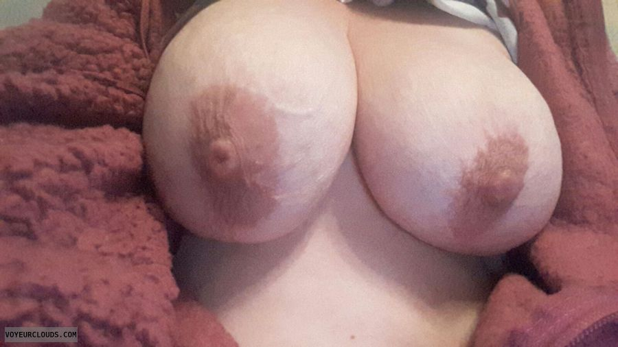 Boobs, Milf, Mature, Tits, Big Nipples, Wifey Boobs
