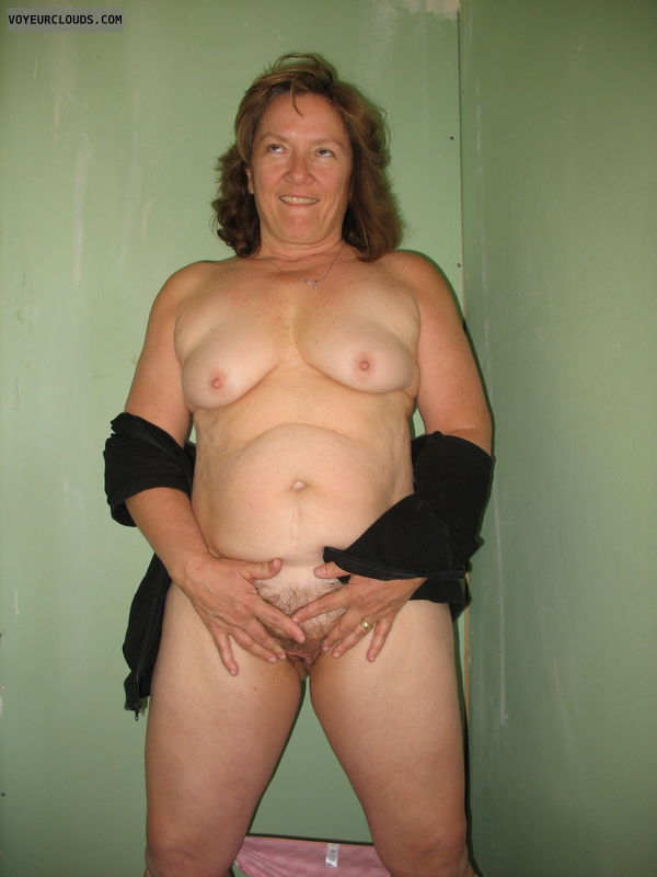 exhibitionist, exhibitionism, mature, MILF, masturbating