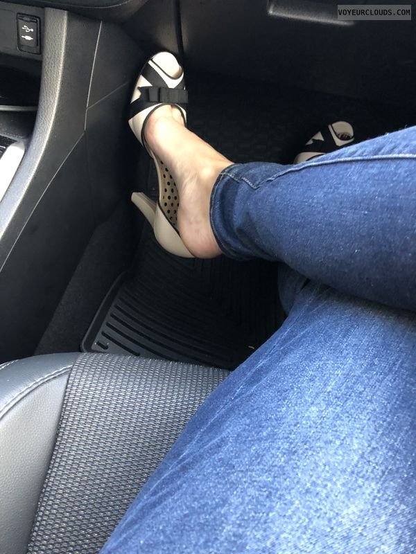 sexy feet, heel popping, sexy arches, Sexy heels