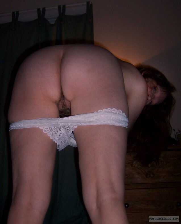 Big Ass, Wfi, pussy peek, Doggie, Round Ass