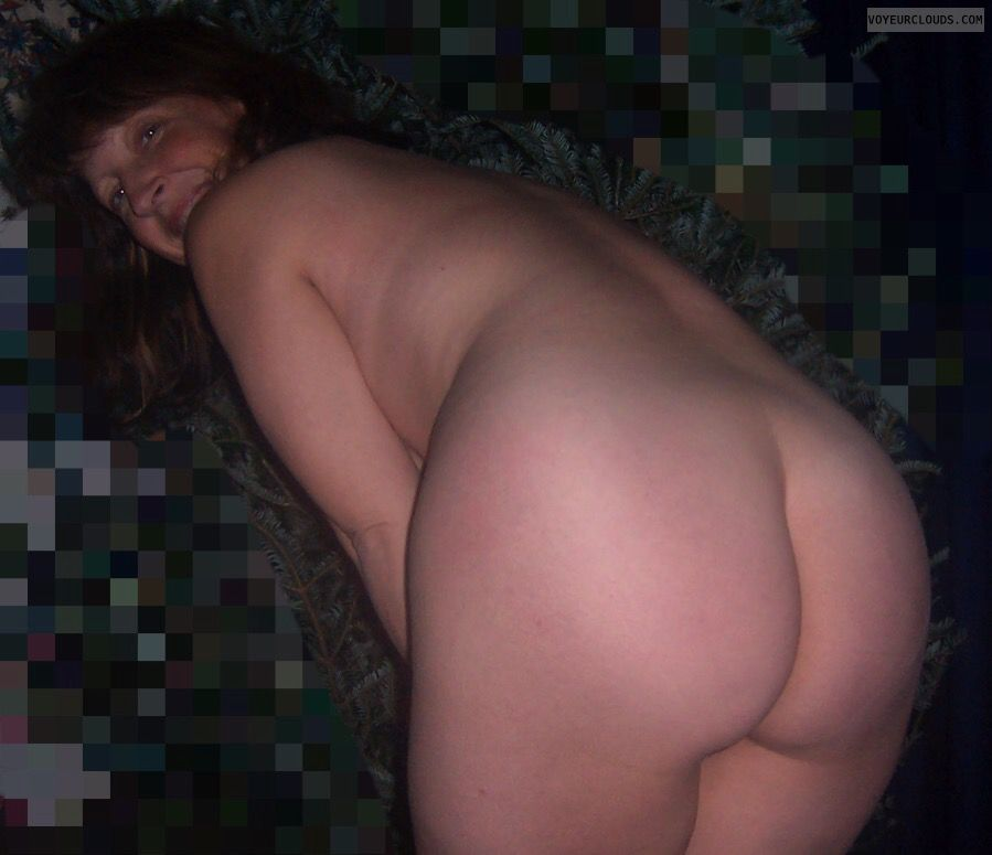 Big Ass, Mature, Slut, Round Ass, Sexy smile