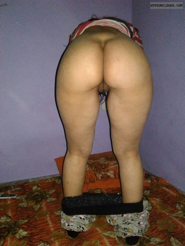 showing butt, real, indian