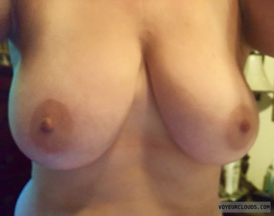 tits, breasts, nipples, selfie