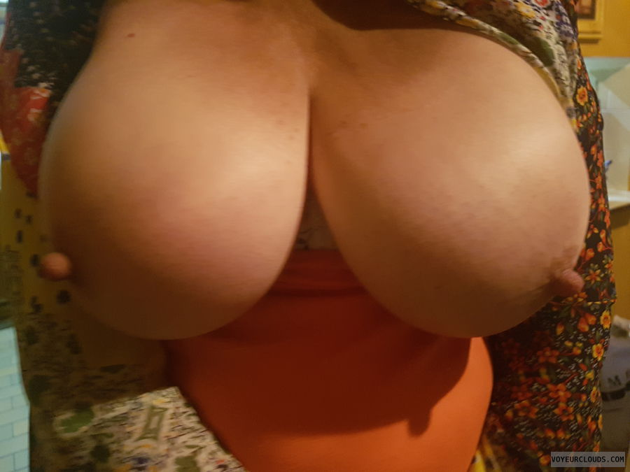 Tits out, Long nipples, Thick nipples, Hot, Tan lines