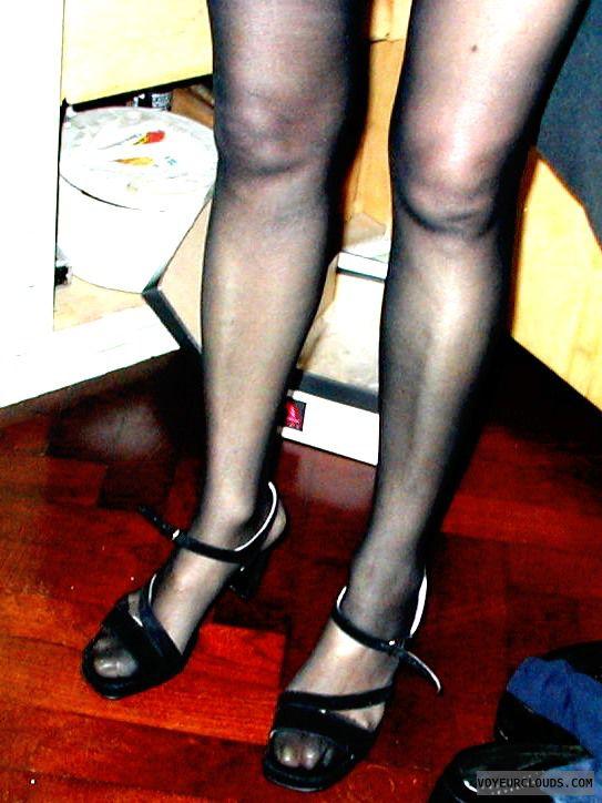 fetish, long legs, high heels, feet.