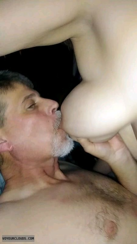 couple sex, big boobs, suking nipple, sex, fuck