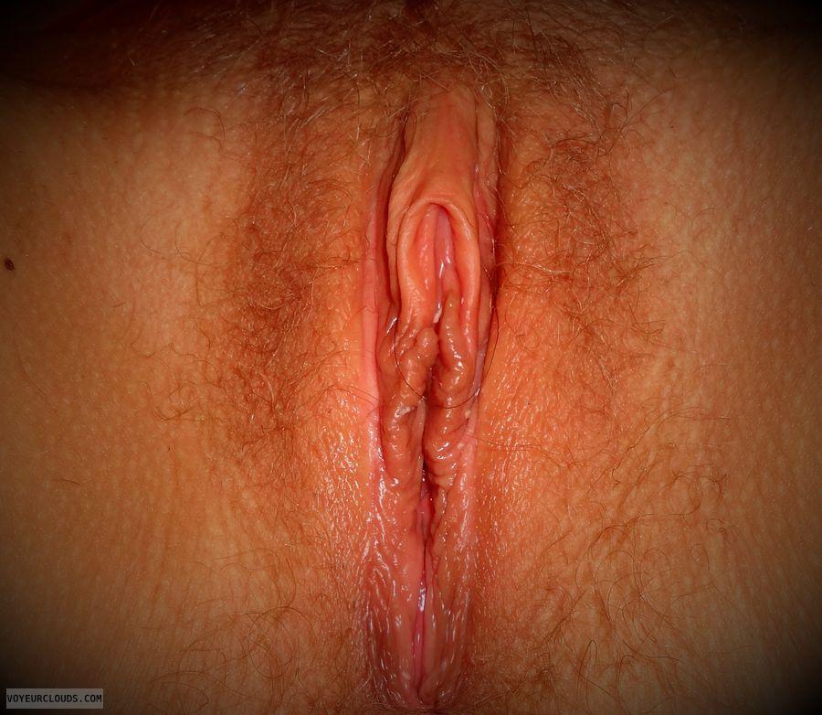 anna, wife, labia, closeup, pussy, cunt, vagina