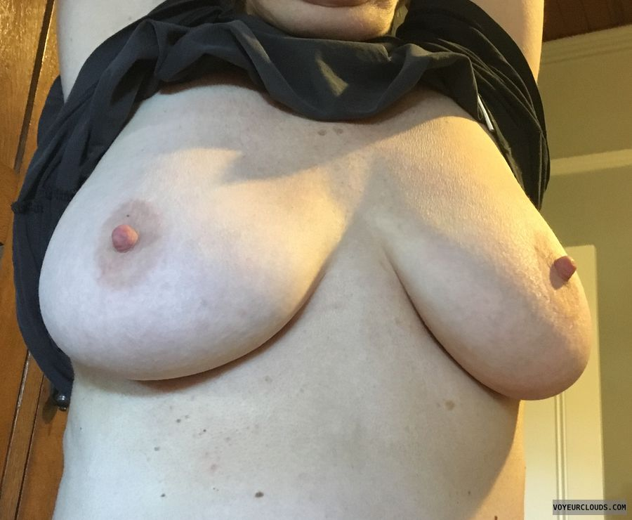 Erect nipples, big nipples, DD's, big tits