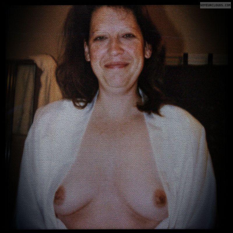Small tits, Slut