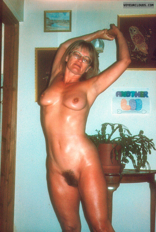 tits, hairy pussy, yvonne, naked, nude