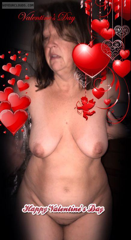 Nude wife, Wife tits, Small tits, Saggy tits, Dark Nipples
