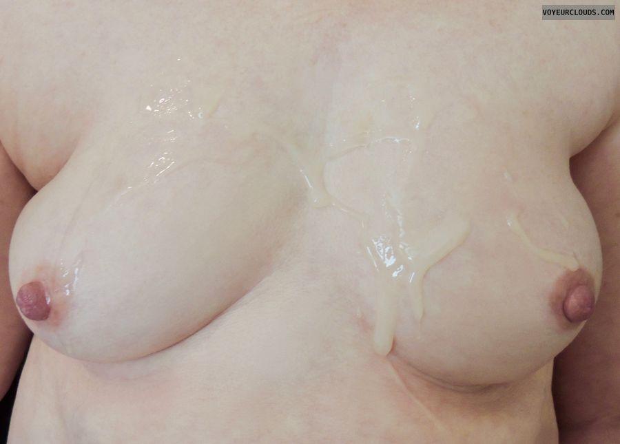 tits, wife tits, milf tits, small tits, nipples, wife nipples