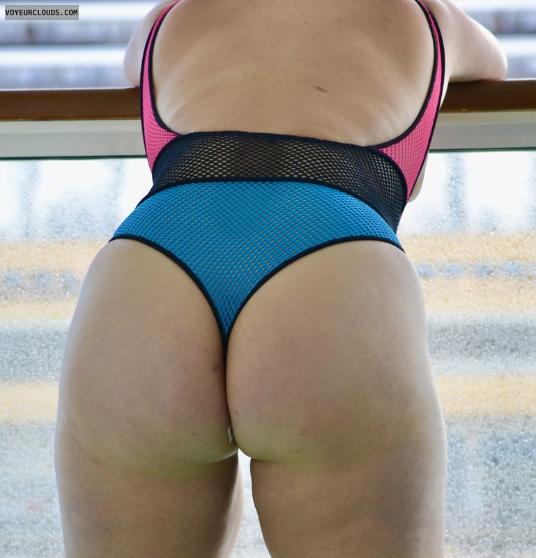 ass, wicked weasel, bathing suit, wide hips, round butt