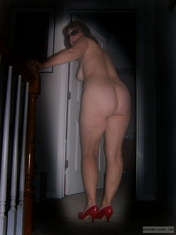 Big Ass, Slut, Large Cheeks, Whore, Wife Ass, Round Ass