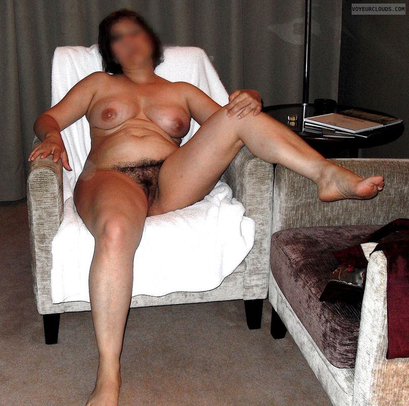 Real mature wife nude