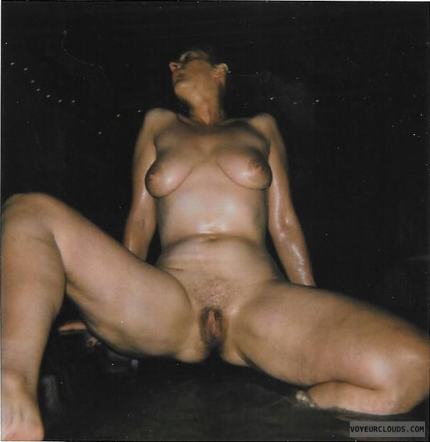 Exhibitionist, pussy, milf pussy, wife pussy tits