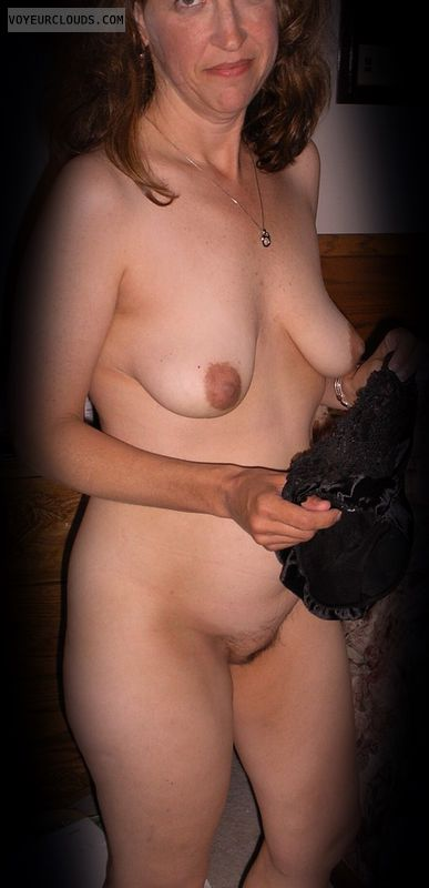 Mature, Slut, Wide hips, Whore, Small boobs, Dark nipples