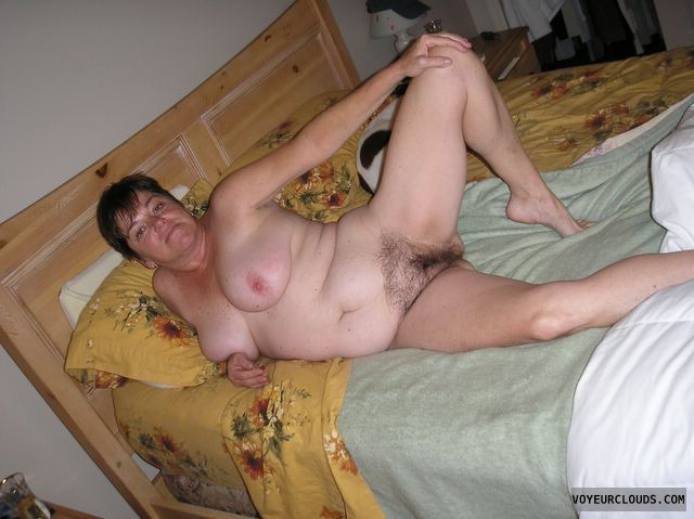 wife tits, big boobs, hard nipples, pussy, hairy pussy