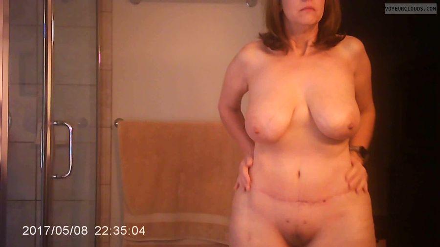 Natural tits, natural hanging tits, hanging tits, hangers