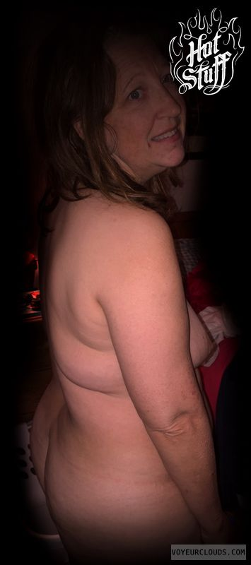 Nude wife, Tramp, Large Ass, Mature, Little boobs